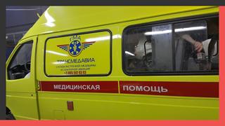Брендирование транспорта службы экстренной медицины «ТРАНСМЕДАВИА»